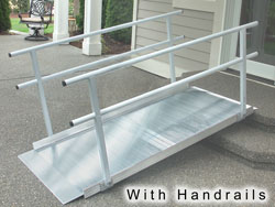 Pathway Ramps (up to 10')